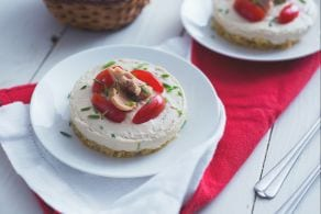 Ricetta Cheesecake al tonno