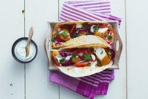 Ricetta Fish tacos