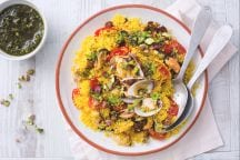 Cous cous all'italiana