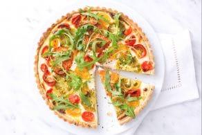 Ricetta Crostata di pomodori