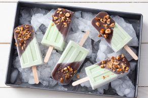 Ricetta Ghiaccioli avocado e cioccolato