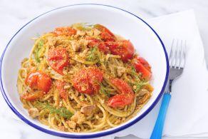 Ricetta Pasta pomodori e fresella