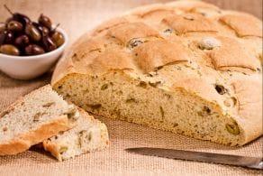 Ricetta Pane alle olive