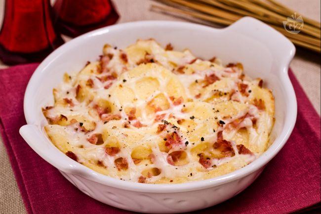 Ricetta gnocchi alla romana pasticciati la ricetta di for Primi piatti cucina romana