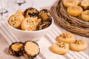 Ricetta Biscotti al gorgonzola