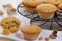 Ricetta Muffin al burro di arachidi
