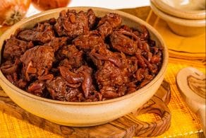 Ricetta Spezzatino di carne con cipolle