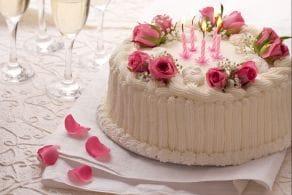 Ricetta Torta di compleanno