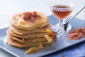 Ricetta Pancake di patate dolci