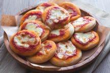 Pizzette rosse