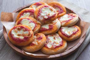 Ricetta Pizzette rosse