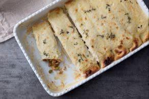 Ricetta Cannelloni di crespelle