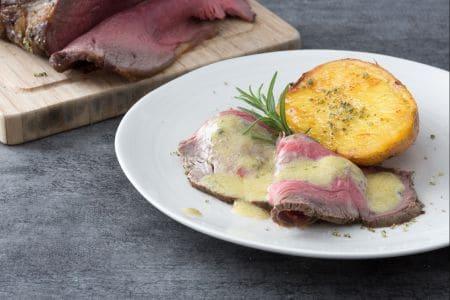 Ricetta Roast-beef all\'inglese - La Ricetta di GialloZafferano