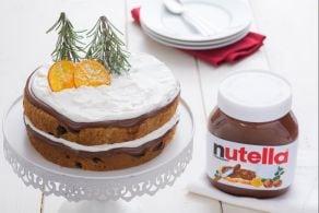 Ricetta Torta di panettone con Nutella®