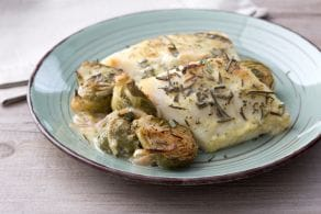 Ricetta Baccalà al forno