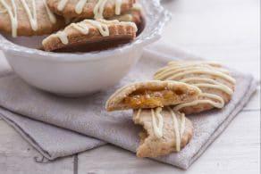 Ricetta Biscotti al farro e arancia