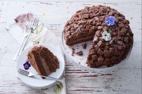 Ricetta Torta mimosa al cioccolato