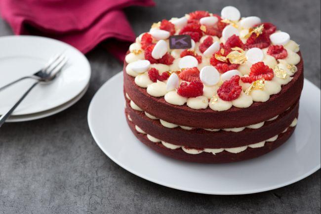 Ricetta Red Velvet Cake