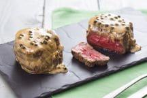 Filetto al pepe verde