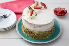 Ricetta Torta mascarpone e fragole
