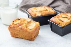 Ricetta Mini plumcake senza zucchero