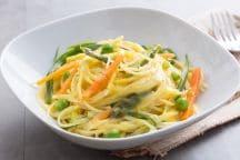 Carbonara di verdure
