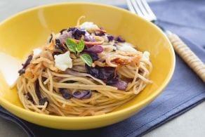 Ricetta Pasta cavolo e pancetta