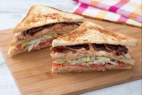 Ricetta Sandwich di pollo
