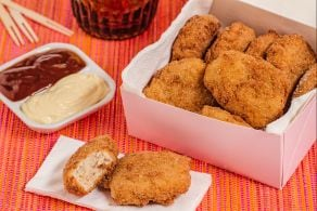 Ricetta Nuggets di pollo