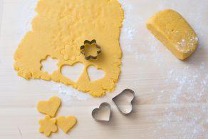 Ricetta Pasta frolla senza glutine