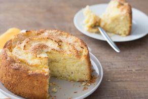 Ricetta Torta cocco e ananas