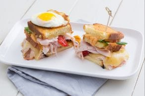 Madame club sandwich