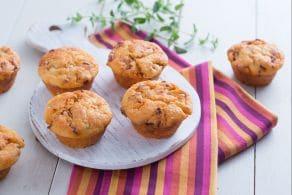 Ricetta Muffin salati senza uova