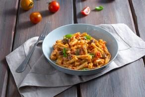 Ricetta Pasta fredda con ricotta e pomodorini