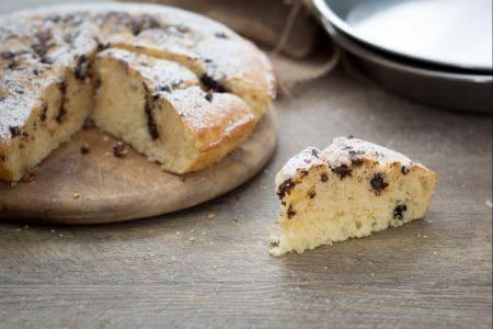 Ricetta Torta Alla Ricotta E Cioccolato La Ricetta Di Giallozafferano