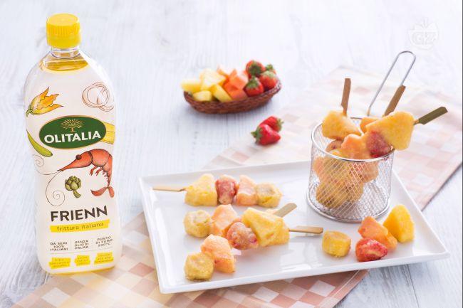 Fritto misto di frutta