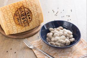 Gnocchetti di grano saraceno al Grana Padano e pepe