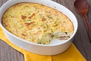 Ricetta Pasticcio di pollo e patate