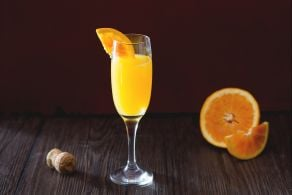 Mimosa Cocktail