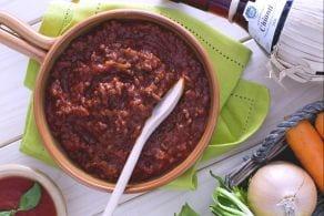 Ricetta Ragu di carne di maiale