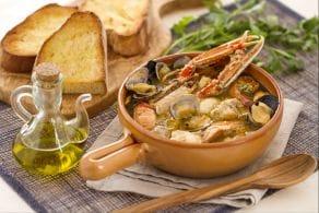 Ricetta Zuppa di pesce
