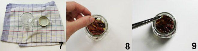 Pomodori secchi sott olio