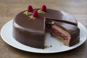 Ricetta Torta moderna