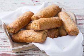 Ricetta Biscotti rustici alle mele