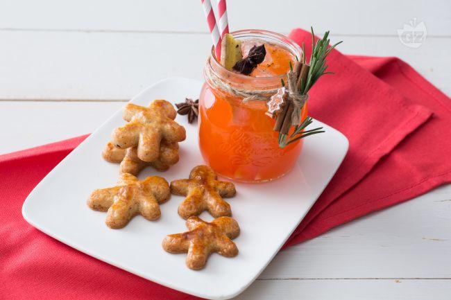 Gingerbread salati e spritz delle feste