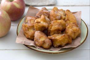 Ricetta Frittelline di mele e ricotta