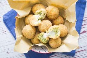 Ricetta Bombette di patate e zucchine filanti
