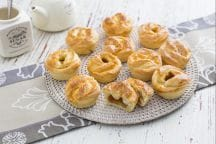 Roselline di pan brioche