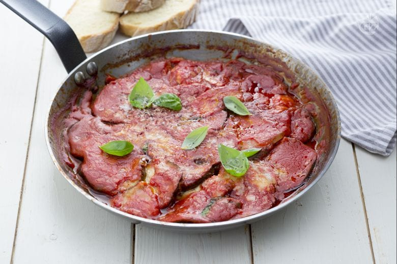 One-pot parmigiana