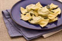 Caramelle ricotta e spinaci